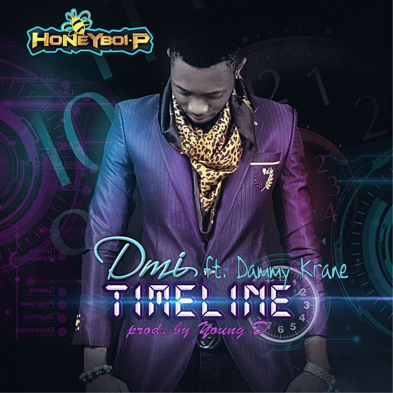 DMI ft. Dammy Krane - TIMELINE [prod. by Young D] Artwork | AceWorldTeam.com