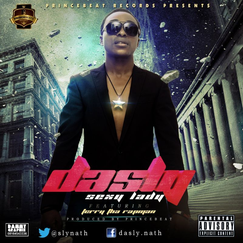 DaSly ft. Terry tha Rapman - SEXY LADY [prod. by Princebeats] Artwork | AceWorldTeam.com
