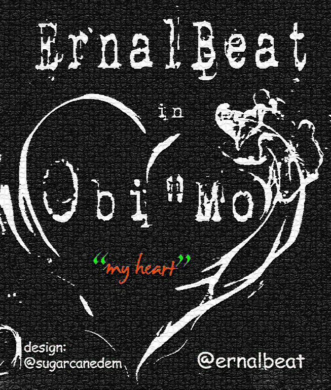 Ernal Beat - OBIMMO [My Heart] Artwork | AceWorldTeam.com