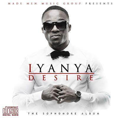 Iyanya - Desire Artwork | AceWorldTeam.com