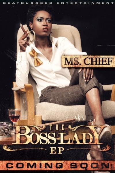 Ms. Chief - Boss Lady EP | AceWorldTeam.com