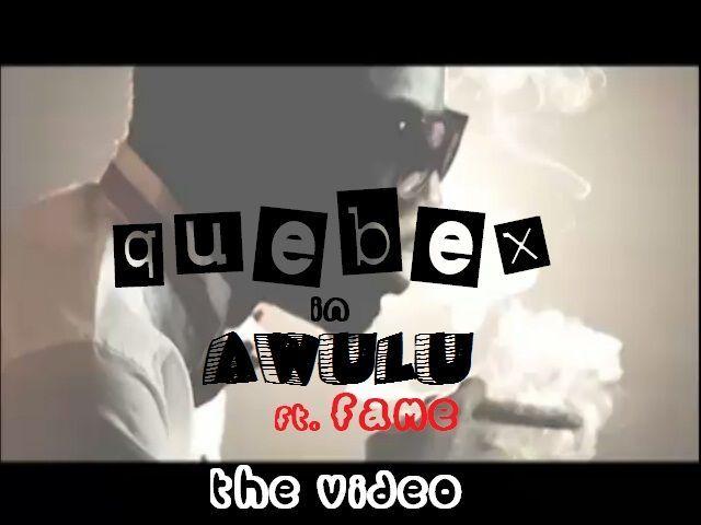 Quebex ft. Fame - AWULU [Official Video] Artwork | AceWorldTeam.com