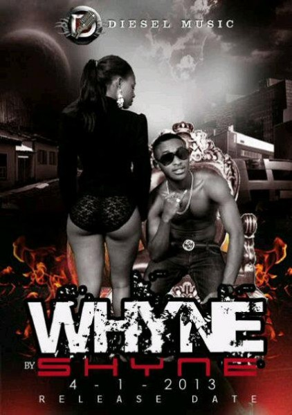 Shyne - WHYNE Artwork | AceWorldTeam.com