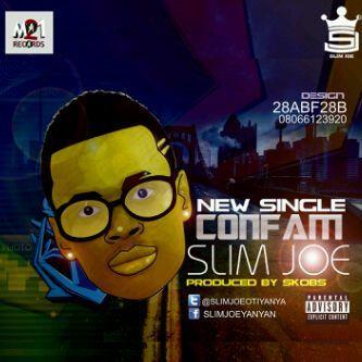 Slim Joe - CONFAM [prod. by Skobs] Artwork | AceWorldTeam.com