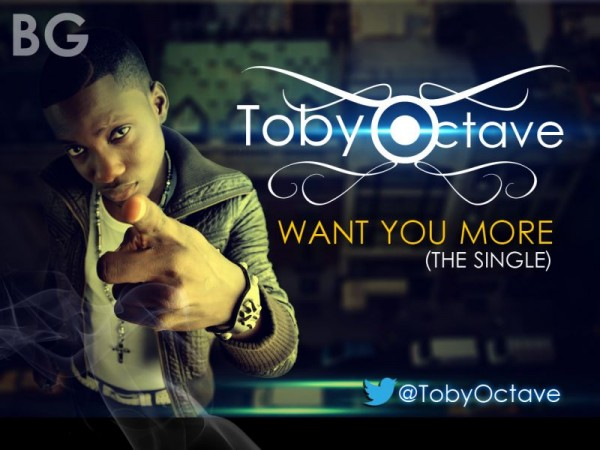 Toby Octave - WANT YOU MORE [prod. by Arnold Burke] Artwork | AceWorldTeam.com