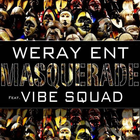 Weray Ent Masquerade Artwork | AceWorldTeam.com