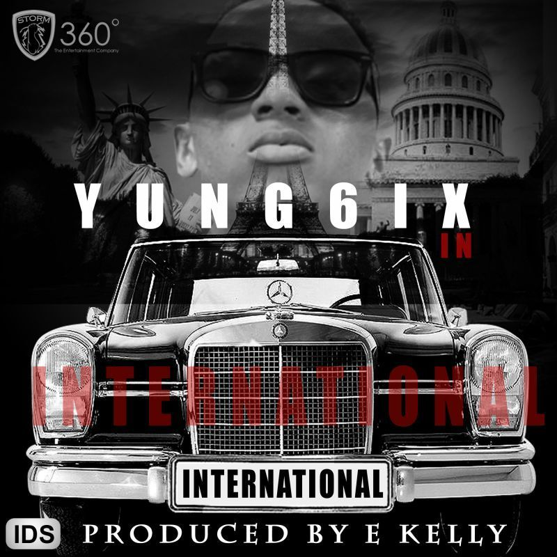Yung6ix - INTERNATIONAL [prod. by E-Kelly] Artwork | AceWorldTeam.com