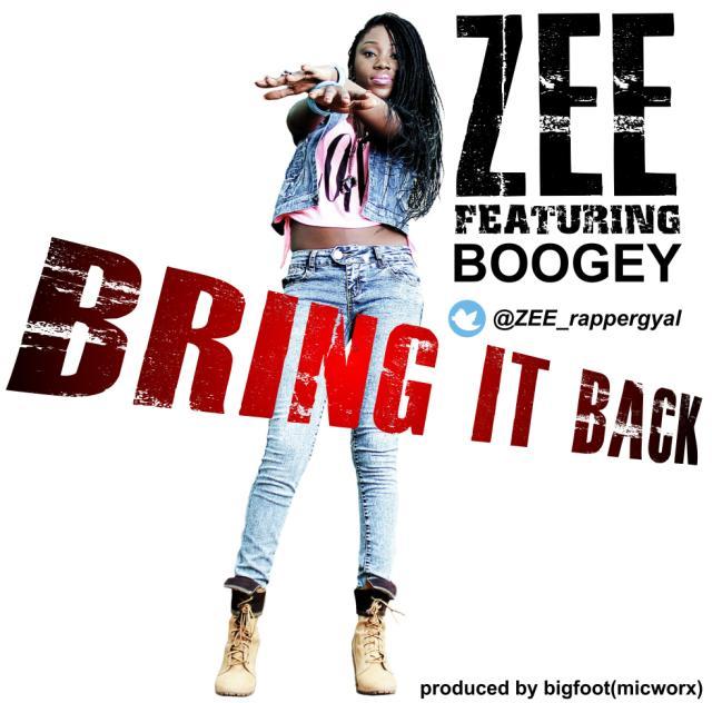 Zee ft. Boogey - BRING IT BACK [prod. by Bigfoot of Micworx] Artwork | AceWorldTeam.com