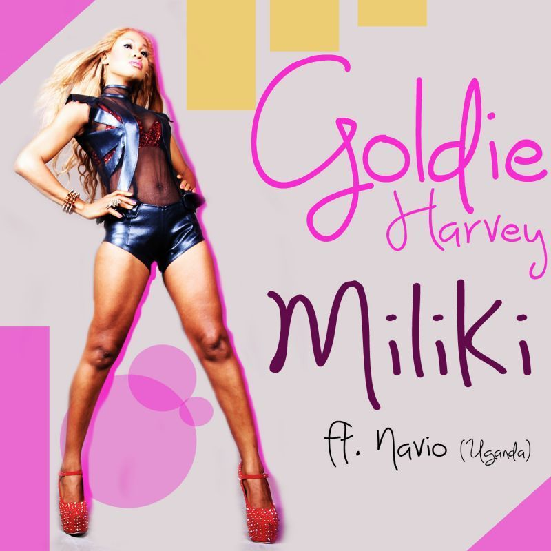 Goldie ft. Navio - MILIKI Artwork | AceWorldTeam.com