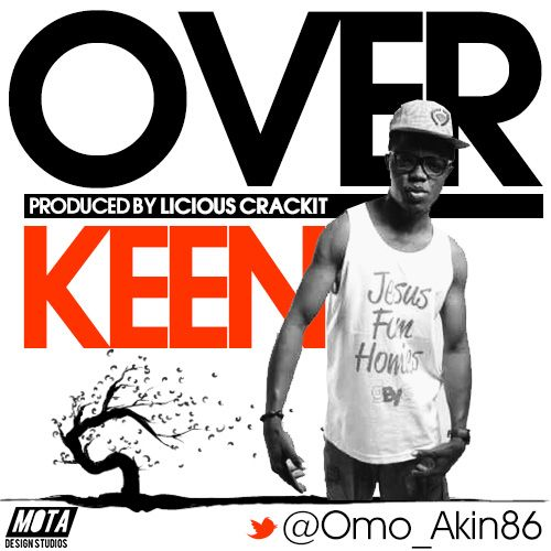 Keen - OVER [prod. by Licious Crackitt] Artwork | AceWorldTeam.com