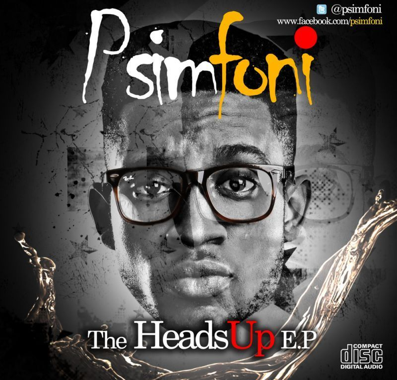 Psimfoni - THE HEADS UP [EP] Artwork | AceWorldTeam.com