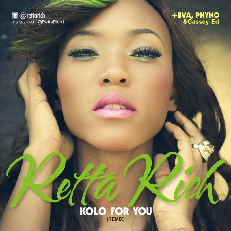 Retta Rich ft. Eva Alordiah, Phyno & Casey ED - KOLO FOR YOU Remix [prod. by Oscar Herman Akah] Artwork | AceWorldTeam.com