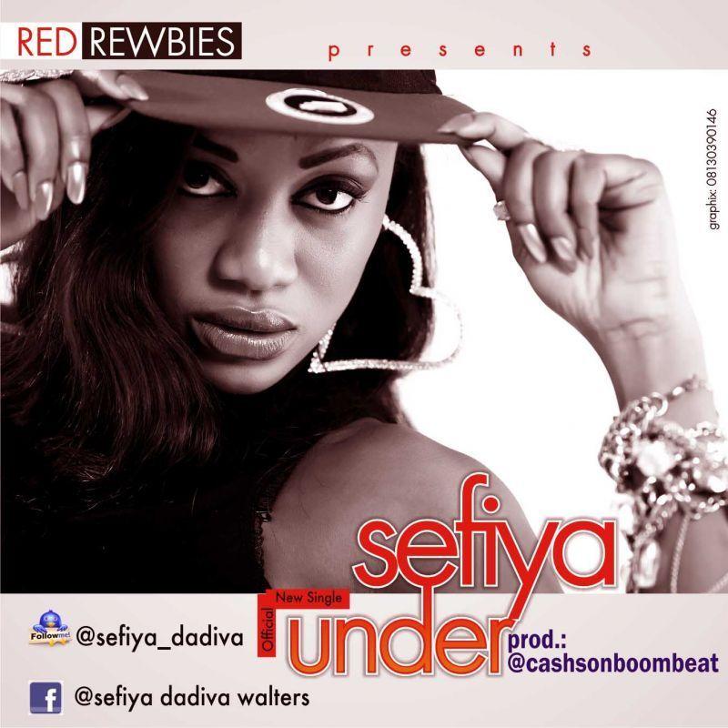 Sefiya - UNDER [prod. by BoomBeatz Empire] Artwork | AceWorldTeam.com