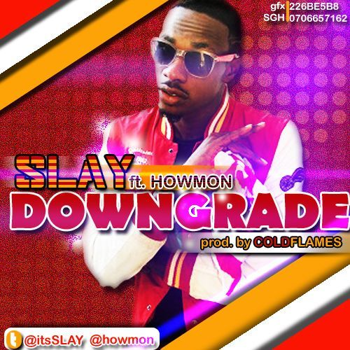 Slay ft. Howmon - DOWNGRADE [prod. by Cold Flames] Artwork | AceWorldTeam.com