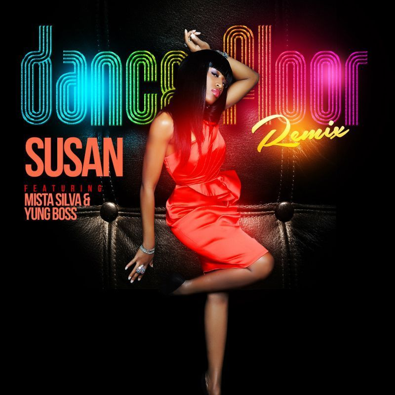 Susan ft. Mista Silva - DANCE FLOOR [Remix] Artwork | AceWorldTeam.com