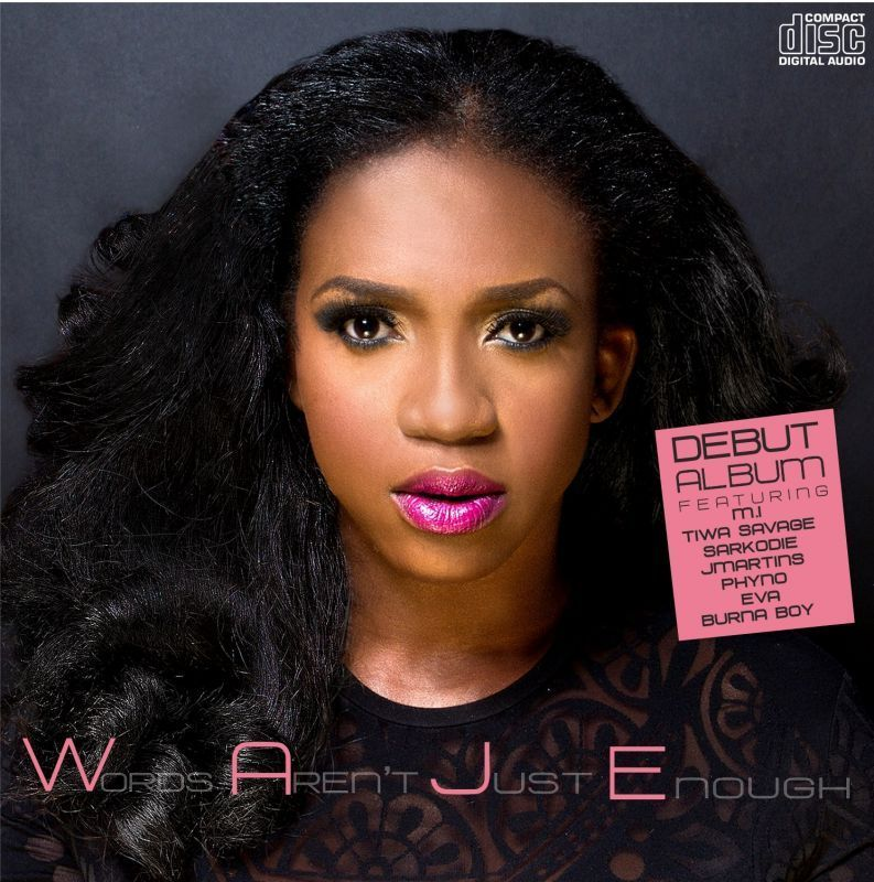 Waje - Words Aren't Just Enough Artwork | AceWorldTeam.com