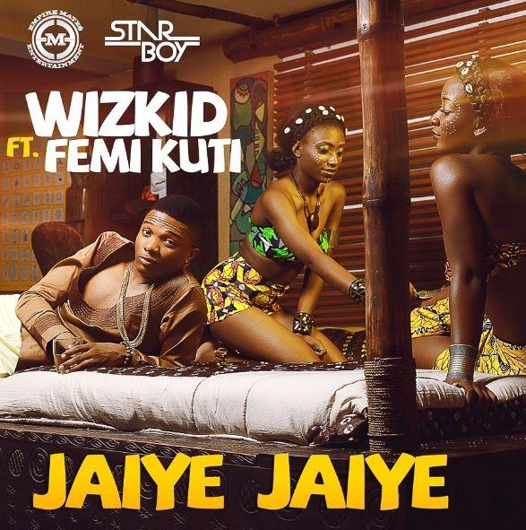 Wizkid ft. Femi Kuti - JAIYE JAIYE [prod. by Sarz] Artwork | AceWorldTeam.com