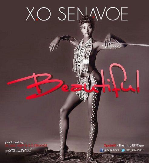 X.O Senavoe - BEAUTIFUL [prod. by DJ Juls, Adey & X.O Senavoe] Artwork | AceWorldTeam.com