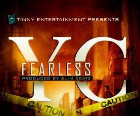 YC - FEARLESS [prod. by Slim Beats] Artwork | AceWorldTeam.com