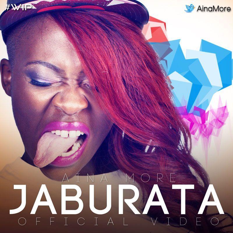 Aina More - JA'BURATA [Official Video] Artwork | AceWorldTeam.com