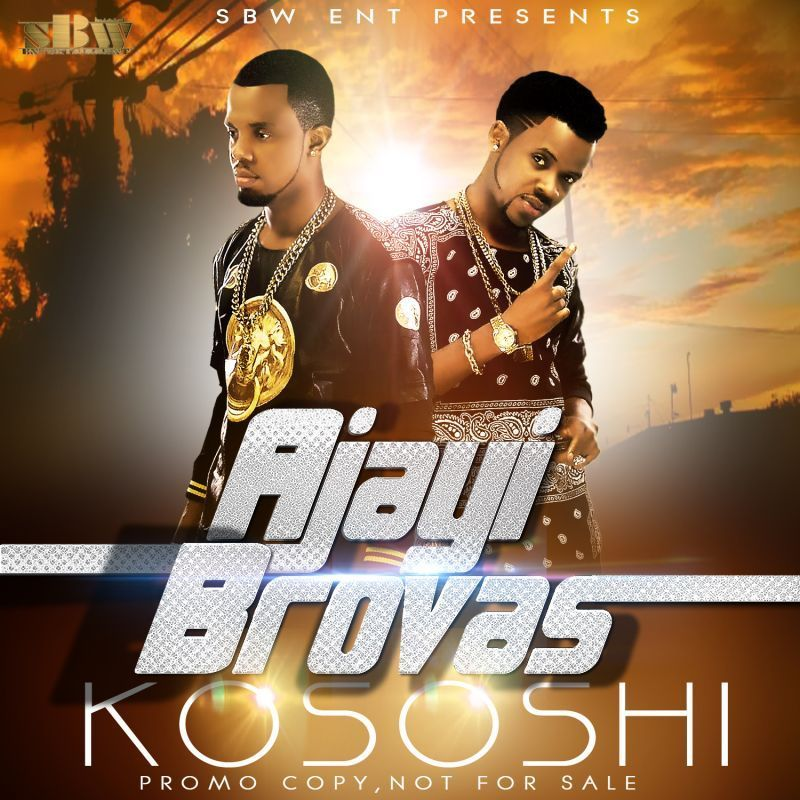 Ajayi Brovas - KOSOSHI [prod. by Cheepho] Artwork | AceWorldTeam.com