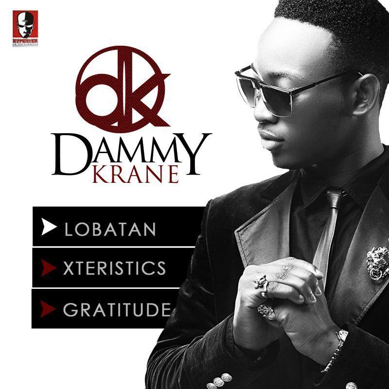 Dammy Krane - LOBATAN + XTERISTICS + GRATITUDE Artwork | AceWorld | AceWorldTeam.com