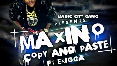 Maxino ft. Erigga - COPY AND PASTE [prod. by Frankie Free] Artwork | AceWorldTeam.com
