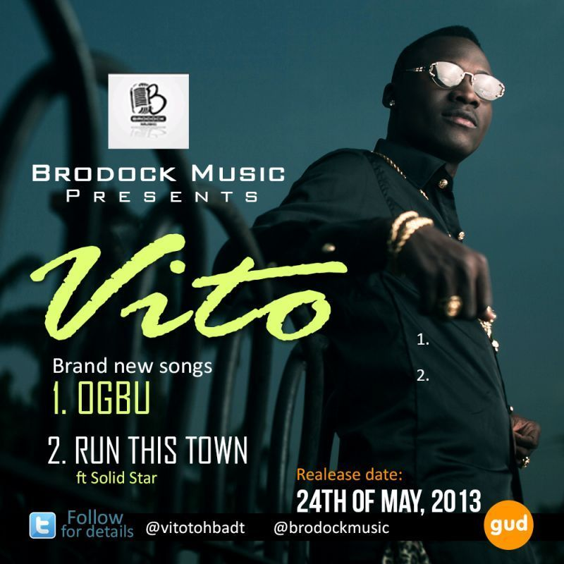 Vito - RUN THIS TOWN ft. Solid Star + OGBU Artwork | AceWorldTeam.com