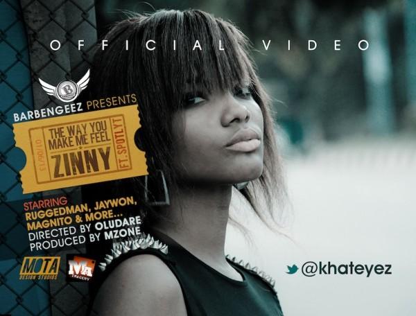 Zinny ft. Spotlyt - MAKE ME FEEL [Official Video] Artwork | AceWorldTeam.com