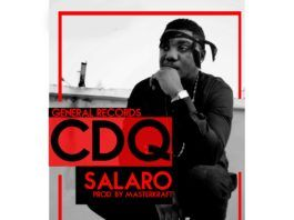 CDQ - SALARO [prod. by MasterKraft] Artwork | AceWorldTeam.com