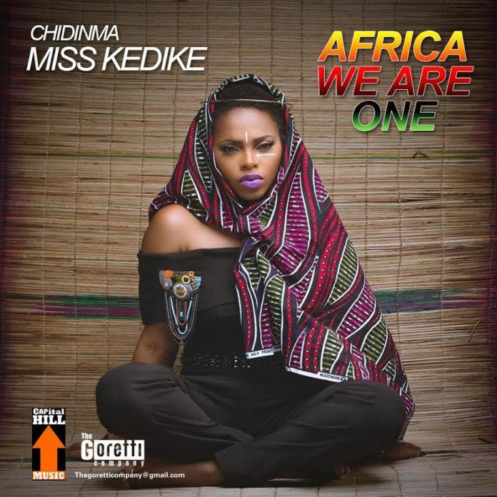 Chidinma - AFRICA WE ARE ONE [prod. by Young D] Artwork | AceWorldTeam.com