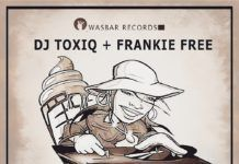 DJ Toxiq & Frankie Free - DOE BLACK Artwork   AceWorldTeam.com