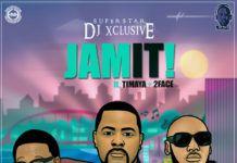 DJ Xclusive ft. Timaya & 2face Idibia - JAM IT [prod. by Orbeat] Artwork | AceWorldTeam.com