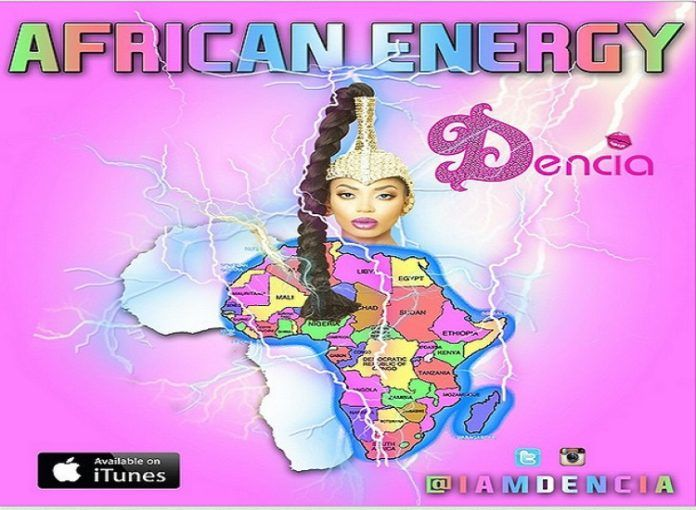 Dencia - AFRICAN ENERGY Artwork | AceWorldTeam.com