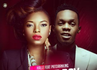 Halle ft. Patoranking - ANOTHER DAY [prod. by Kukbeat] Artwork | AceWorldTeam.com