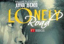 Ima'Noel ft. Siege - LONELY ROAD [prod. by Boi Bee] Artwork | AceWorldTeam.com