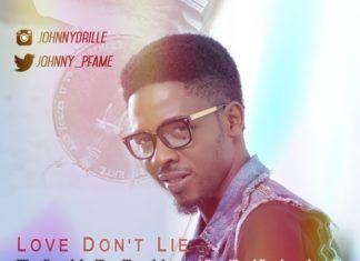 Johnny Drille - LOVE DON'T LIE Artwork | AceWorldTeam.com