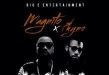 Magnito ft. Phyno - HOHA Artwork   AceWorldTeam.com