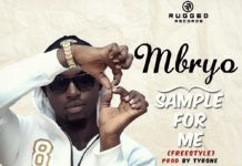Mbryo - SAMPLE FOR ME Freestyle [prod. by Tyrone] Artwork | AceWorldTeam.com