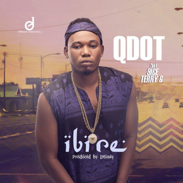 Q.Dot ft. 9ice & Terry G - IBI RE [prod. by D'Tunes] Artwork | AceWorldTeam.com