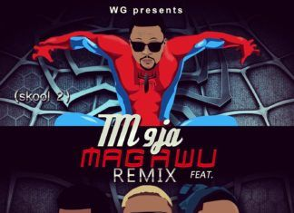 TM9ja ft. Sarkodie, Reminisce & Vector - MAGAWU Remix [prod. by Oga Jojo] Artwork | AceWorldTeam.com