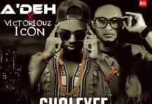A'deh & Victoriouz Icon - SHOLEYEE Artwork | AceWorldTeam.com