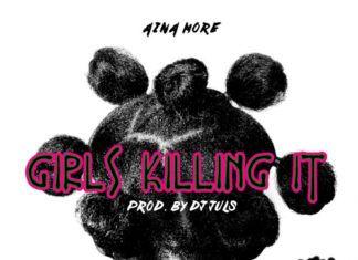 Aina More - GIRLS KILLING IT [prod. by DJ Juls] Artwork | AceWorldTeam.com
