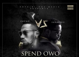 BlackGate ft. Phyno & Sarkodie - SPEND OWO Artwork | AceWorldTeam.com