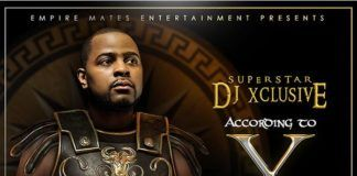 DJ Xclusive - ACCORDING TO X | AceWorldTeam.com
