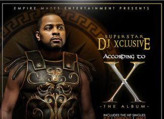 DJ Xclusive - ACCORDING TO X   AceWorldTeam.com