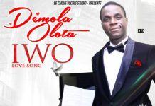 Demola Olota - IWO [Love Song] Artwork | AceWorldTeam.com