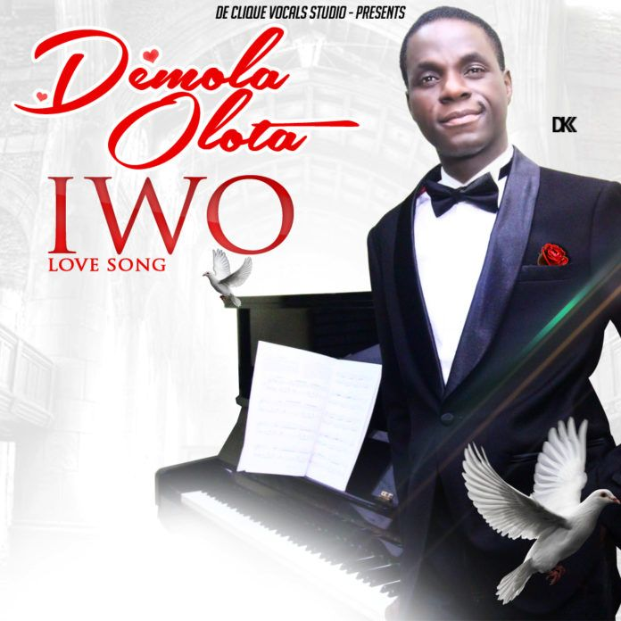 Demola Olota - IWO [Love Song] Artwork | AceWorldTeam.com