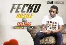 Fecko - HUSTLE OVER FEELINGS [prod. by Teck Zilla] Artwork | AceWorldTeam.com