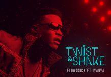 Flowssick ft. Iyanya - TWIST & SHAKE [prod. by D'Tunes] Artwork | AceWorldTeam.com